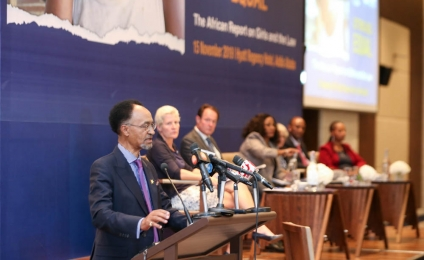The Conversation at the Launch of Getting Girls Equal: The African Report on Girls and the Law