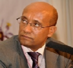 Dr. Menberetsehai Taddesse, Vice President, Federal Supreme Court Federal Democratic Republic Government of Ethiopia (1996-2010)