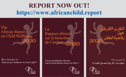 "African girls ""robbed of their future"" by government failures."