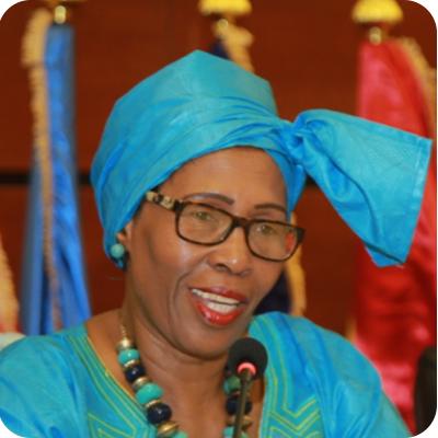 Mrs Goitseone Nanikie Nkwe